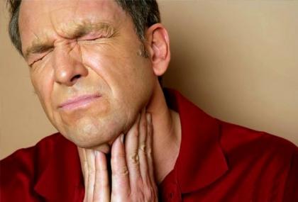 Avoid the persistent sore throat