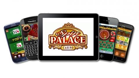 top mobile casino bonus