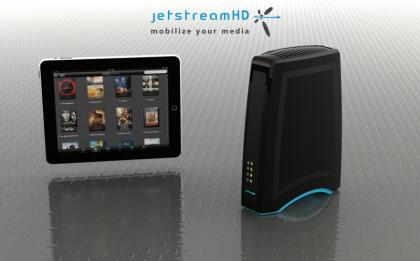 JetstreamHD for iPad