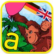 Letter Jungle Children's App