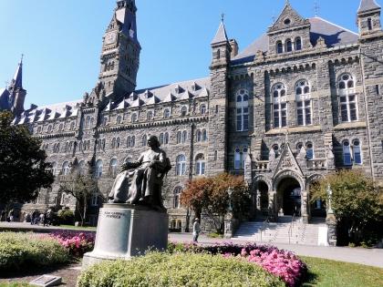 Georgetown University Washington DC