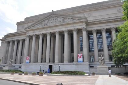 National Archives Washington DC