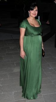 Pregnant Celebrities Over 40