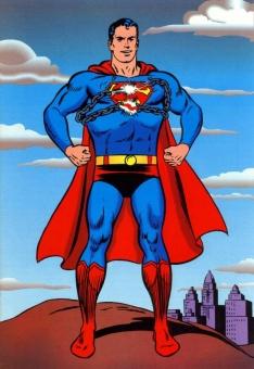 The History of Superman Comics