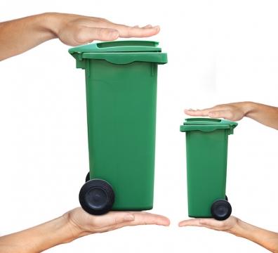 déchet poubelle ordure traitement tri volume recyclage augmentation effort