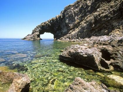 Arco del Elefante Sicily