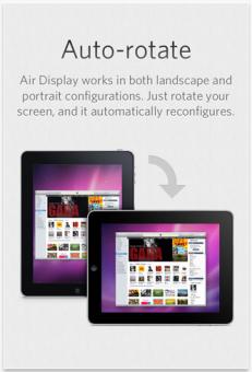 Air Display iPad App Update