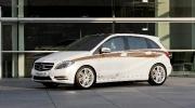 Mercedes Concept B-Class E-CELL PLUS