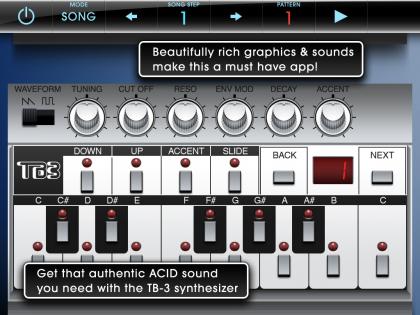 Rhythm Studio App for iPad