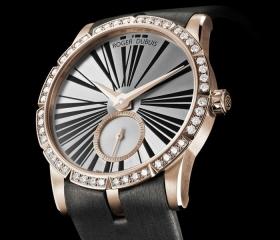 Roger Dubuis Unveils Elegant Excalibur Lady Watch