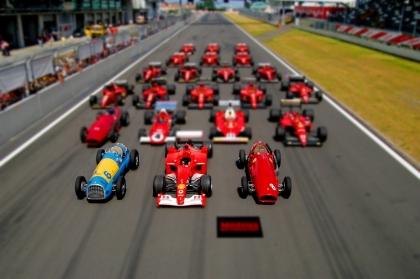 Short history of formula 1 racing