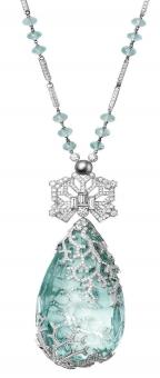 The Cartier Biennale Necklace