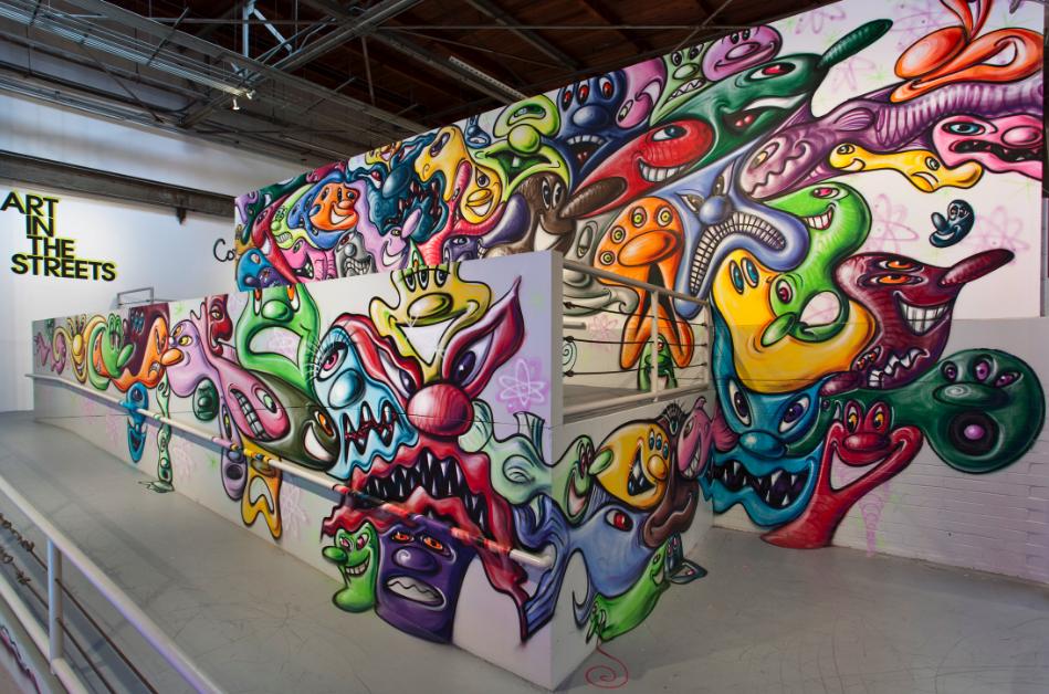 Graffiti Contemporary Art Or Vandalism